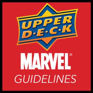 Marvel List of Guidelines