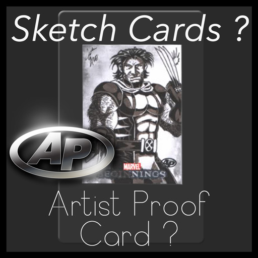 What is a sketch card and Artist Proof Sketch Cards