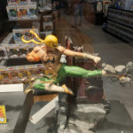 Toy Figure of Iron Fist Danny Rand at Comic Odyssey Eastwood City Manila