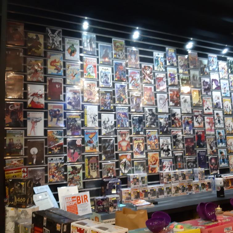 Comic Odyssey Eastwood City Manila