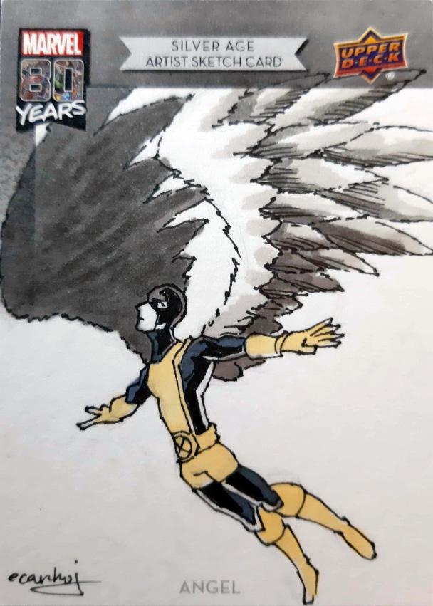 Angel / Archangel (Warren Worthington III)