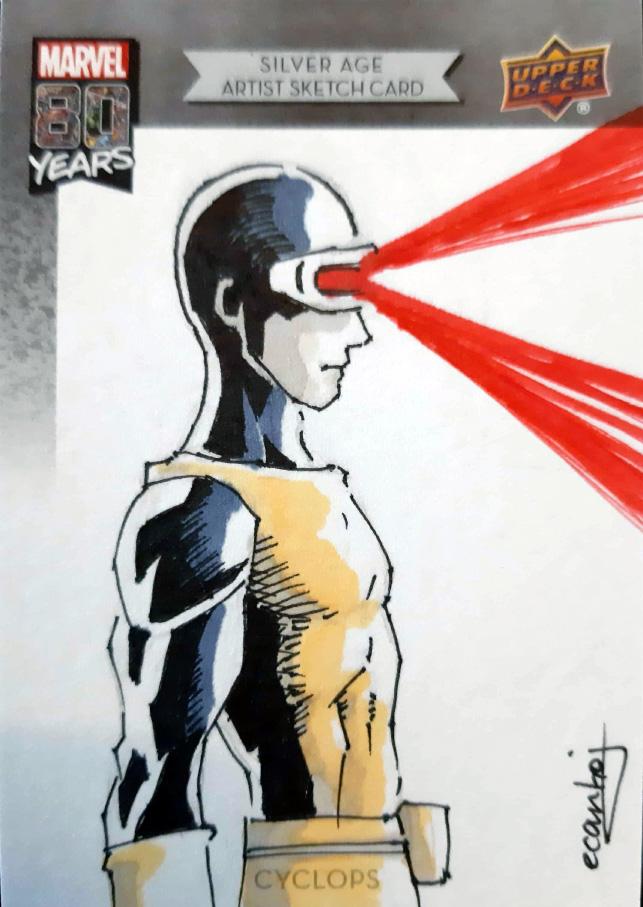 "Cyclops (Christopher ""Scott"" Summers)"