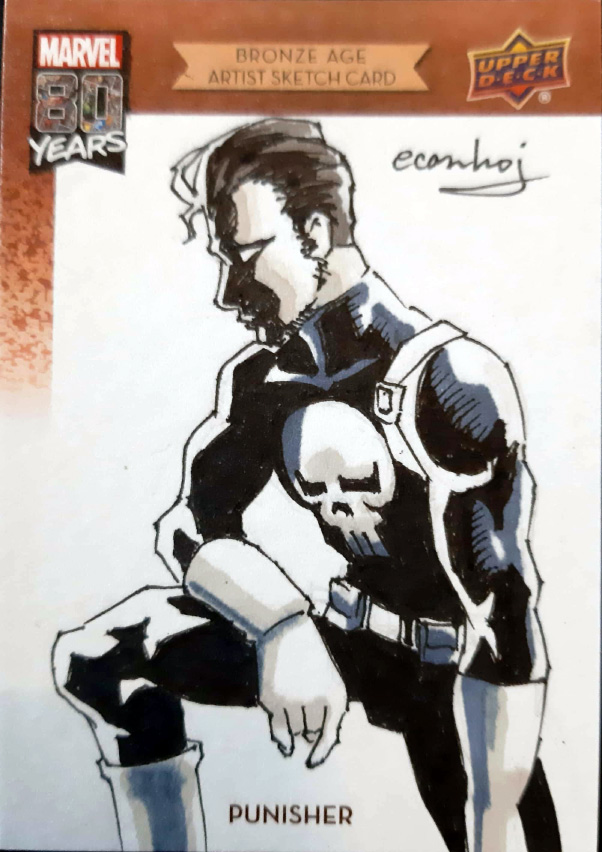 The Punisher Frank Castle | The Defenders