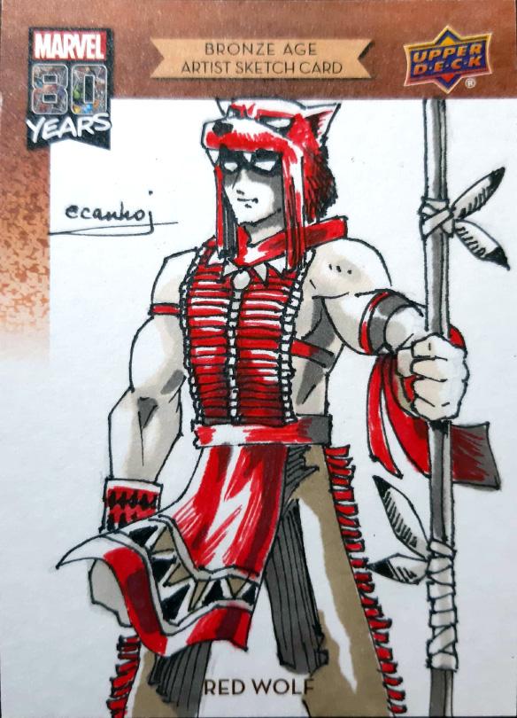 Red Wolf (Rojohn Smythe)
