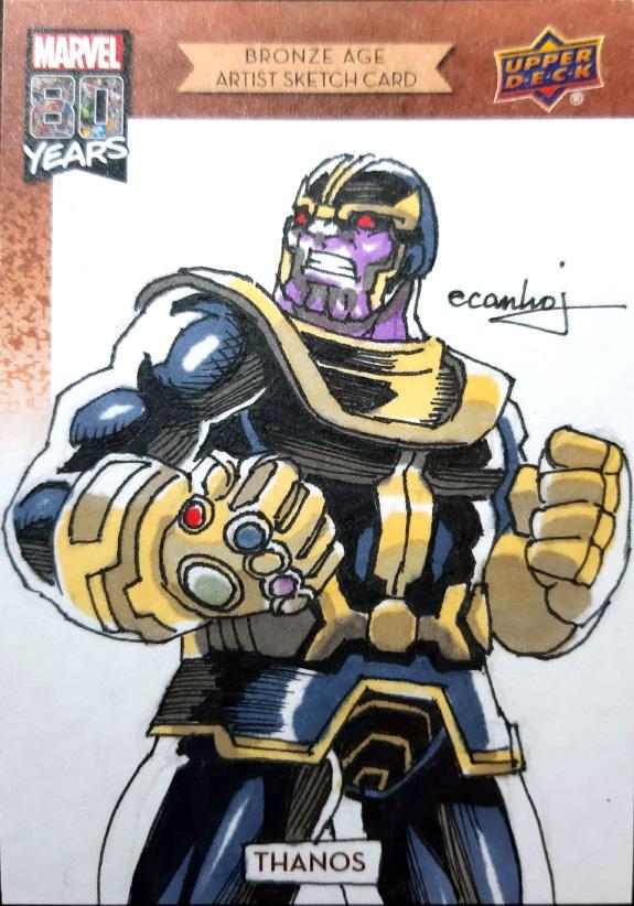 Thanos - Eternals