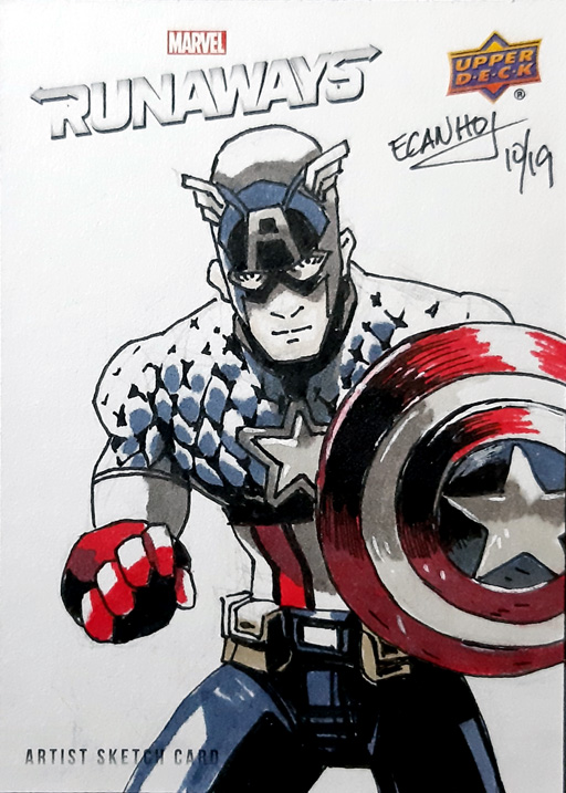 """Captain America """"Steve Rogers"""""""