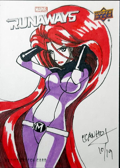 """Medusa """"Queen of Inhumans"""""""