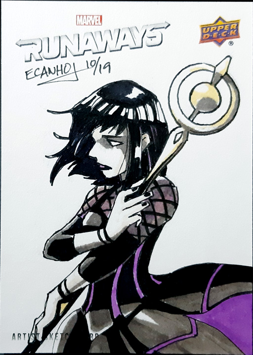 "Sister Grimm ""Nico Minoru"""