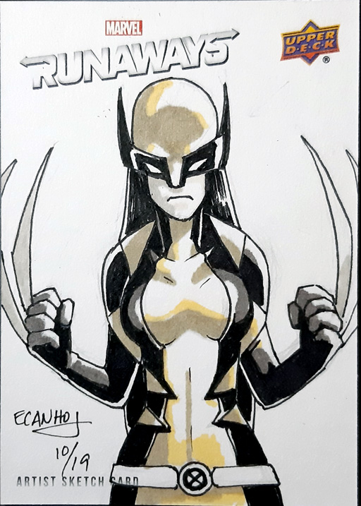"Wolverine/ X-23 ""Laura Kinney"""