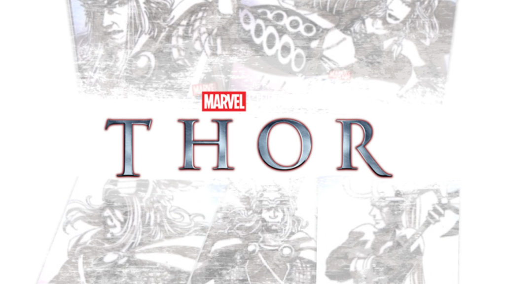 The Mighty Thor 2011 cover