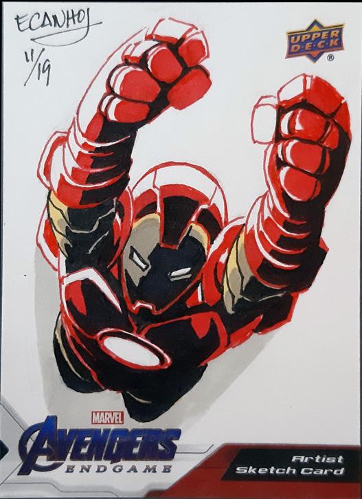 "Ironman ""Tony Stark"""