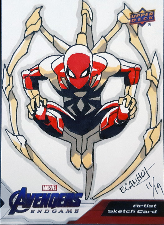 Spiderman Ironsuit
