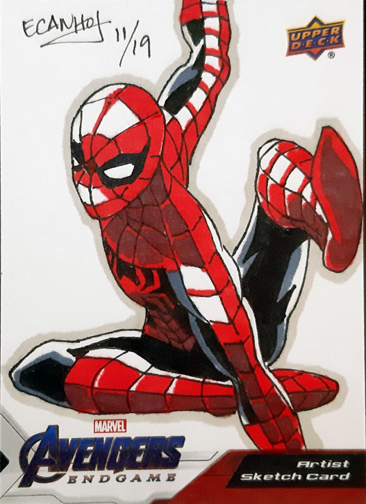 "Spiderman ""Peter Parker"""