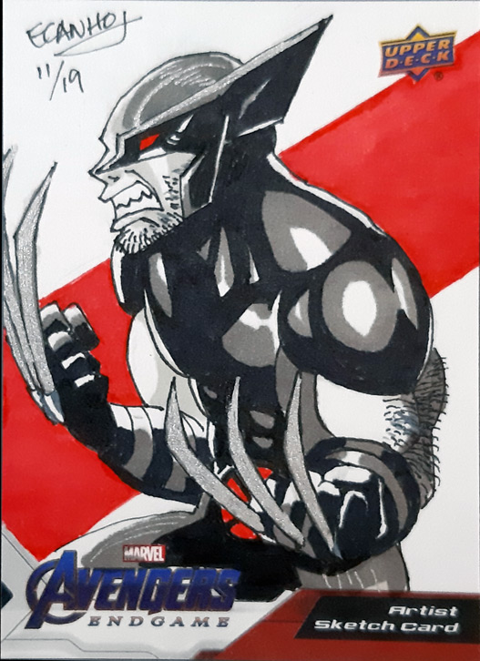 """Wolverine """"Logan"""""""