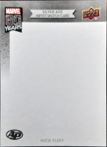 Marvel 80 Blank