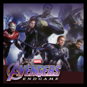 Avengers Endgame Sketch Cards by Ecanhoj