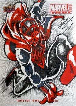 """Spiderman """"Miles Morales"""""""