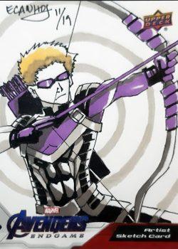 """Hawkeye """"Clint Barton"""""""