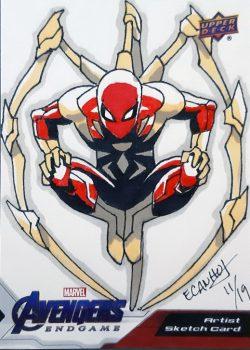 Spiderman Ironsuit